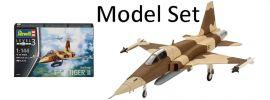 Revell 63947 Model Set Northrop F-5E Tiger II USAF | Flugzeug Bausatz 1:144 online kaufen