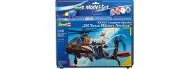 Revell 64896 AH-64D Longbow Apache Q-17   Hubschrauber Bausatz 1:48 online kaufen