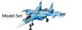 Revell 64937 Model-Set Sukhoi Su-27 SM Flanker | Flugzeug Bausatz 1:72 online kaufen
