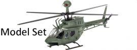 Revell 64938 Model-Set Bell OH-58D Kiowa | Hubschrauber Bausatz 1:72 online kaufen