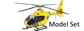 Revell 64939 Model Set Airbus EC135 ANWB | Hubschrauber Bausatz 1:72 online kaufen
