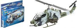 Revell 64943 Model-Set Bell AH-1W SuperCobra | Hubschrauber Bausatz 1:48 online kaufen
