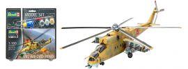 Revell 64951 Mil Mi-24D Hind Model-Set | Hubschrauber Bausatz 1:100 online kaufen