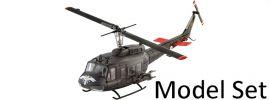 Revell 64983 Model Set Bell UH-1H Gunship | Hubschrauber Bausatz 1:100 online kaufen