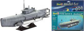Revell 65125 Model Set U-Boot Typ XXVII B Seehund Bausatz 1:72 online kaufen