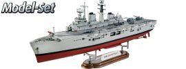 Revell 65172 Model-Set HMS Invincible Falkland War | Schiff Bausatz 1:700 online kaufen