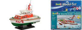 Revell 65214 DGzRS WALTER ROSE/VERENA Seenotrettungsboot Model-Set 1:72 online kaufen