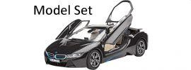 Revell 67008 Model Set BMW i8 Sportwagen | Auto Bausatz 1:24 online kaufen