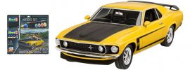 Revell 67025 Ford Mustang Boss 302 Model-Set | Auto Bausatz 1:25 online kaufen