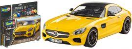 Revell 67028 Model Set Mercedes AMG GT | Auto Bausatz 1:24 online kaufen