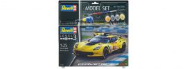 Revell 67036 Chevrolet Corvette C7R Model-Set | Auto Bausatz 1:25 online kaufen