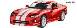 Revell 67040 Dodge Viper GTS Model-Set   Auto Bausatz 1:25 online kaufen