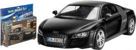 Revell 67057 Model-Set Audi R8 | Auto Bausatz 1:24 online kaufen