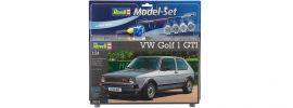 Revell 67072 Model Set VW Golf 1 GTI | Auto Bausatz 1:24 online kaufen