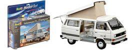 Revell 67344 Model Set VW T3 Camper | Auto Bausatz 1:25 online kaufen