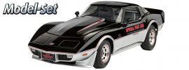 Revell 67646 Model-Set 78 Corvette Indy Pace Car | Auto Bausatz 1:24 online kaufen