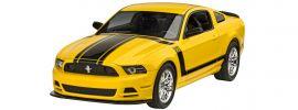 Revell 67652 Model Set 2013 Ford Mustang Boss | Auto Bausatz 1:25 online kaufen