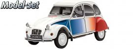 Revell 67653 Model-Set Citroën 2 CV Cocorico | Auto Bausatz 1:24 online kaufen