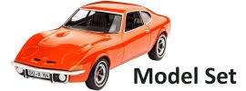 Revell 67680 Opel GT Model-Set | Auto Bausatz 1:32 online kaufen