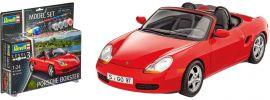 Revell 67690 Model Set Porsche Boxster | Auto Bausatz 1:24 online kaufen
