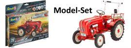 Revell 67820 Model-Set Porsche Diesel Junior 108 | Traktor Steckbausatz 1:24 online kaufen