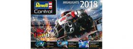 Revell 95232 Prospekt RC Highlights 2018 | gratis online kaufen