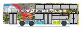 RIETZE 16992 MAN Lions City DL07 Tropical Islands Busmodell  1:160 online kaufen