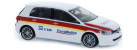 RIETZE 32001 VW Golf 7 Transmedica Dessau Automodell 1:87 online kaufen