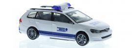 RIETZE 53311 VW Golf 7 Variant THW F�ürstenfeldbruck Blaulichtmodell 1:87 online kaufen