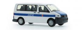 RIETZE 53446 VW T5 2010 Bus Justiz Brandenburg Automodell 1:87 online kaufen