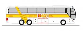 RIETZE 64299 MAN Lions Coach L ASB Hannover Busmodell 1:87 online kaufen