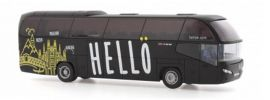 ausverkauft | RIETZE 67129 Neoplan Cityliner 07 ÖBB Hellö Busmodell 1:87 online kaufen