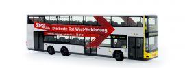 RIETZE 67784 MAN Lions City DL07 BVG Superillu Busmodell 1:87 online kaufen