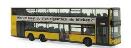 RIETZE 67785 MAN Lions City DL07 BVG Schaubühne Busmodell 1:87 online kaufen
