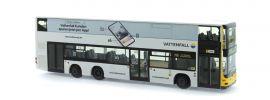 RIETZE 67786 MAN Lions City DL07 BVG Vattenfall Busmodell Spur H0 online kaufen
