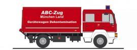 RIETZE 68050 MAN Dekon-P ABC Zug München Land Blaulichtmodell 1:87 online kaufen