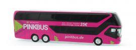 RIETZE 69040 Neoplan Skyliner 2011 Pinkbus Busmodell 1:87 online kaufen