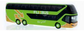 RIETZE 69043 Neoplan Skyliner 2011 Flixbus Busmodell Spur H0 online kaufen