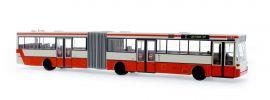 RIETZE 69840 Mercedes-Benz O405 G Wolfsburger Verkehrs GmbH Busmodell 1:87 online kaufen
