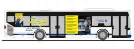 RIETZE 69909 Mercedes-Benz Citaro THW Pirmasens Busmodell 1:87 online kaufen