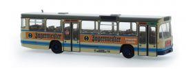 RIETZE 72349 MAN SL200 NEW Mönchengladbach Jägermeister-Werbung Busmodell 1:87 online kaufen