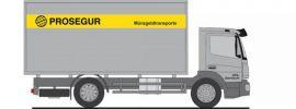 RIETZE 72506 Mercedes-Benz Atego 2019 Koffer-LKW Prosegur Münzgeldtransporte LKW-Modell 1:87 online kaufen