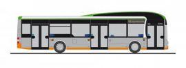 RIETZE 72730 Lion's City Hybrid üstra Hannover   BUS-Modell 1:87 online kaufen