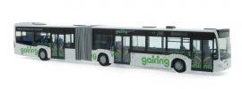 RIETZE 73639 Mercedes-Benz Citaro G 2015 Hybrid Gairing Omnibusverkehr Neu-Ulm Busmodell 1:87 online kaufen
