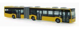 ausverkauft | RIETZE 73643 Mercedes-Benz Citaro G 2015 BVG Berlin Busmodell 1:87 online kaufen