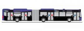 RIETZE 73667 Citaro G 15 Filbleu (FR) | BUS-Modell 1:87 online kaufen