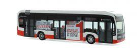 RIETZE 75503 Mercedes-Benz eCitaro Hamburger Hochbahn Busmodell 1:87 online kaufen