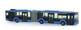RIETZE 75802 MAN Lions City 18 2018 MVG M�ünchen Busmodell 1:87 online kaufen