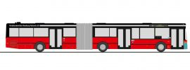 RIETZE 76413 Mercedes-Benz O405 GN2 Stadtwerke Neum�ünster VHH Busmodell 1:87 online kaufen
