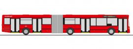 RIETZE 76423 Mercedes-Benz O405 GN2 DB Autokraft Busmodell 1:87 online kaufen